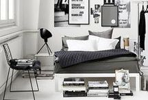 Interior Design / The way my home looks in my dreams. Home decor inspiration.