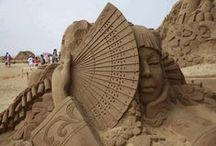 Build a Sandcastle  / by Kristi Stout-Champion