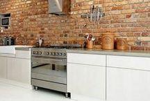 Kitchens / by Helena X