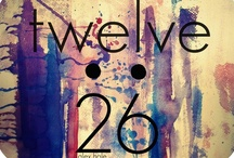 Twelve: 26 / Art by Alex Hale. Prints & originals for sale via Facebook page. www.facebook.com/twelve26 / by Julia Cox