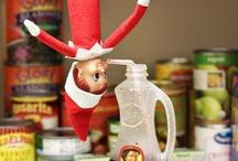Elf on a shelf... Nisse Grankvist...