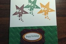 Cards Sprinkled Expressions Stamp / by Yvonne Comier