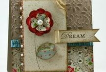 Cards Fresh Vintage Stamp / by Yvonne Comier