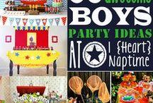 birthday party ideas / by Brittney Gideon