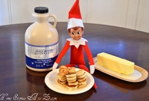 Elf on a Shelf Ideas!! / by Joanne French