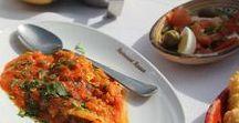 Cocinas del mundo / Inspiración viajera por los sabores del mundo.  International food - travel inspiration through the tastes of the world.