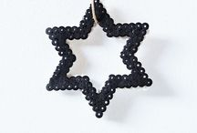 Hama beads...