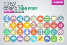Iconos gratis para tu Blog