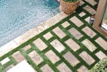 patio pretty / entertaining outdoors, poolside