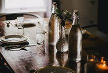 estilismo en la mesa