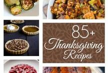 Fall & Winter Holiday Foods