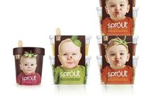 Baby and me / New ways to feed your baby healthy food / by Sue Alouche Créativité Consultants