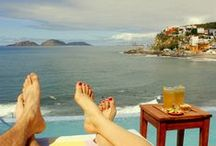 Casa Lucila, Mazatalan / Our amazing stay at Casa Lucila Hotel Boutique in Mazatlan, Mexico!  / by HoneyTrek