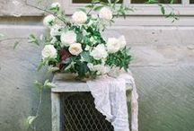flowers   white / event flowers in ivory, cream & white tones