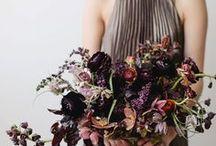 flowers   plum / event flowers in purple & blue tones
