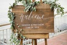 Weddingsigns / Weddingsigns