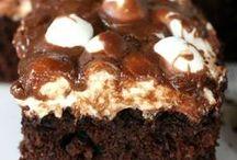 Desserts / yummy scrumptious desserts