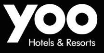 YOO Hotels & Resorts / Welcome to hotels unlike any other. YOO Hotels and Resorts are inspired by the YOO Group's vision of enriching lives with extraordinary living spaces. Our luxury hotel brand, the YOO Collection, brings together Signature Designers and the renowned YOO Design Studio with some of the world's most sublime destinations and flawless yet personal service. Meanwhile, Yoo2 continues the design ethic in an eclectic group of lifestyle hotels; each one a striking expression of local soul.