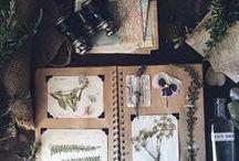 Flat Lay: Sketchbooks