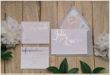Drukwerk / Invitations / Inspiration for your invitations and STD