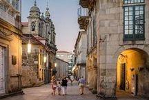 Galicia  / Lo mejor de Galicia se esconde tras cada piedra del camino. Una región donde viajar es igual a historia, mar, poesía, comida y buena gente. Sí, a veces llueve ¡qué le vamos a hacer!