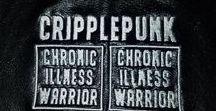 Cripple punk: shopping