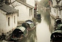 East Asia inspiration