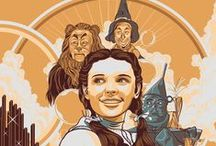 The Merry Old Land of Oz / The Wizard of Oz, Return To Oz, Oz art, The Oz books....everything Oz related / by Leanne Baggett