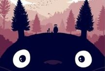 Ghibli / Totoro