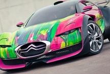 Dream Cars / by Charra Marie