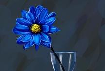 I Love Blue / by Charra Marie