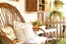 0n The Porch / must haves! / by Karla Grove