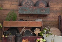 Wooden Primitives / by Karla Grove