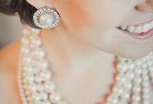 You're a Gem / Jewelry takes people's minds off your wrinkles.  ~Sonja Henie / by Samantha Gervais