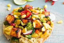 Healthy Vegetarian Recipes / The best healthy vegetarian recipes around! From healthy vegetarian breakfasts, brunches and lunches to healthy vegetarian dinners, desserts and snacks.