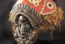 The Art, Artifacts and (mostly) Masks of Africa / I am endlessly fascinated by the haunting beauty of African tribal art and masks.  Among the most prodigious mask-makers of the entire continent, are the various tribes of West Africa.  Punu, Dan, Makonde, Chowkwe, Igbo, Fang, Yombe...I love them all!  How sad it would be if this part of the culture were ever to become lost... / by Suzan Stuermer