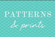 Patterns and Prints / Fun patterns and prints that will inspire. / by Makeup.com
