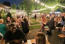 Beer Gardens / by OktoberfestHaus.com