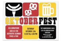 Oktoberfest Invitations / by oktoberfesthaus.com
