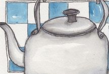 My Watercolor Sketchbook