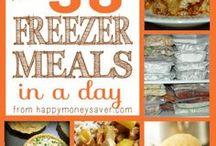 Recipes / by Becca Scheller