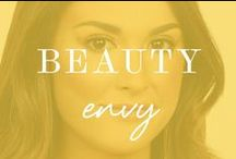Beauty Envy / Feminine, fun and slightly dangerous looks that other beauty babes will surely covet.