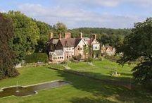 Our old house in England / Our old house in England / by DeeDee Goodwin