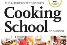 Cooking / Cooking books, recipes made by our staff and foodie pictures from all over the place.