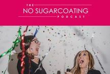 The No Sugarcoating Podcast / Do right by your health with honest advice and simple actions to thrive and come alive. All things women's health, keto, hormones, nutrition and self-love. No sugarcoating included. / by Healthful Pursuit