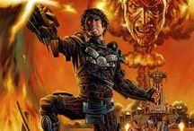 RPG Mutants/Postapocalypse / Арты для настольных рпг в постапокалиптическом сеттинге с мутантами.