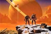 RPG Sci-fi / Арты для рпг в сеттинге sci-fi.