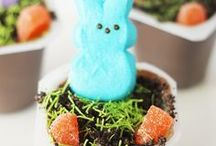 Easter Ideas- Group Board / Easter DIY, decorations, party ideas, party favors, snacks, Easter eggs, fruit kabobs, dirt cups and more! Please share only Easter related ideas and pin other peoples' content. Please follow me on Pinterest and e-mail me at sarina {at} joyinthecommonplace {dot} com with your Pinterest e-mail if you want to join!
