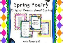 Poetry for Kids / This board will provide resources and ideas for using poetry with children.