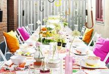 Spring Party Ideas- Group Board / Spring tablescapes, party decorations, party favors, DIY party ideas, snacks and more! Please share only Spring party related ideas and pin other peoples' content. Please follow me on Pinterest and e-mail me at sarina {at} joyinthecommonplace {dot} com with your Pinterest e-mail if you want to join!
